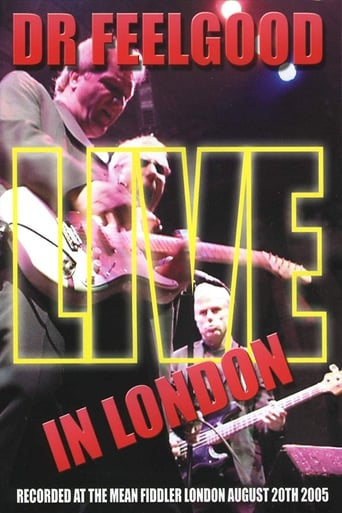 Dr. Feelgood: Live in London