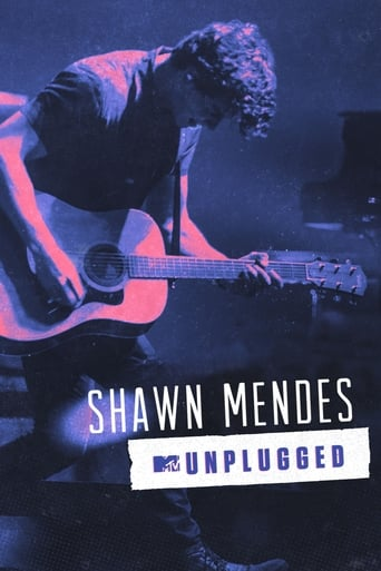 Poster of Shawn Mendes: MTV Unplugged