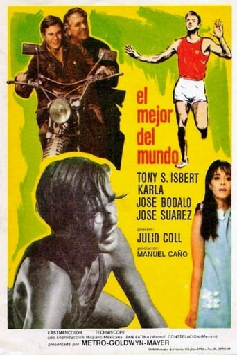 Poster of El mejor del mundo