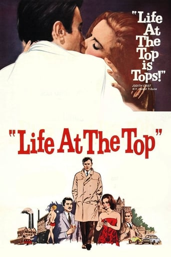 Poster of Life at the Top
