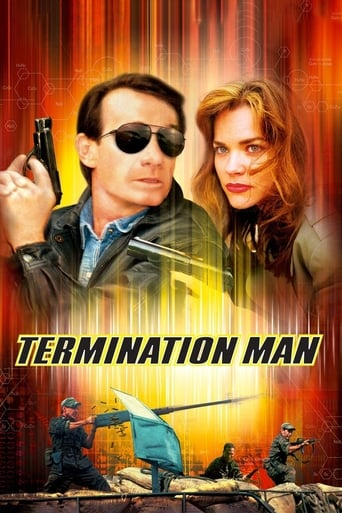 Poster of Termination Man