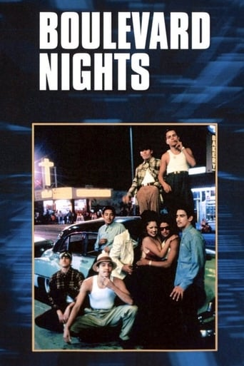 Poster of Boulevard Nights