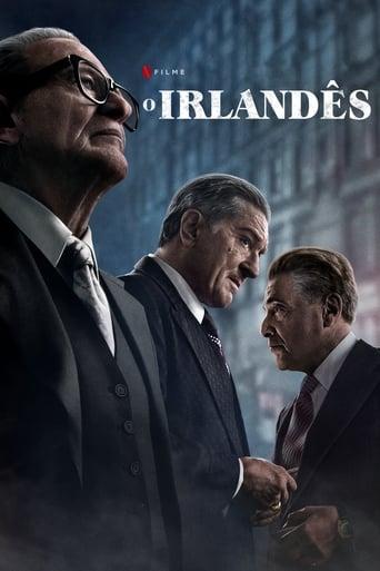 O Irlandês - Poster