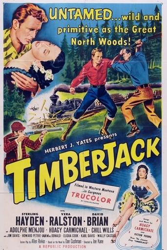 Poster of Timberjack