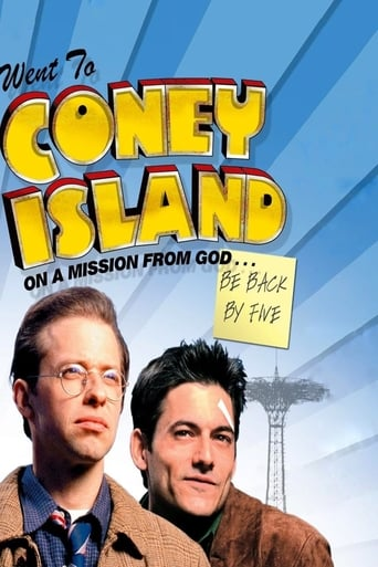 Poster of Went to Coney Island on a Mission from God... Be Back by Five