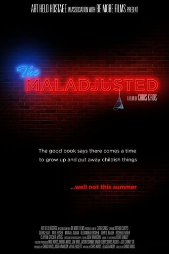 Poster of The Maladjusted