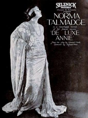 Poster of De Luxe Annie