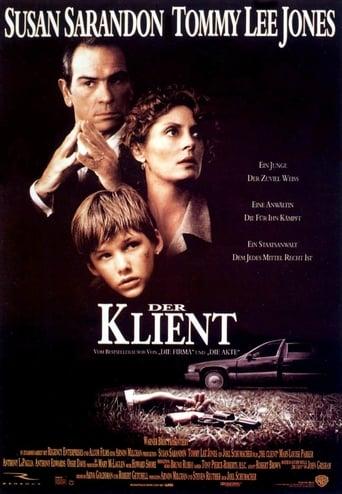Der Klient - Drama / 1994 / ab 12 Jahre