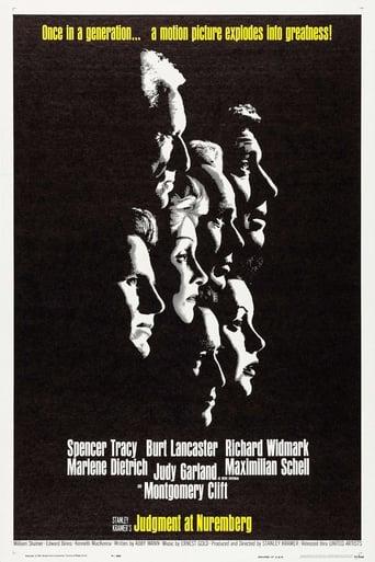 'Judgment at Nuremberg (1961)