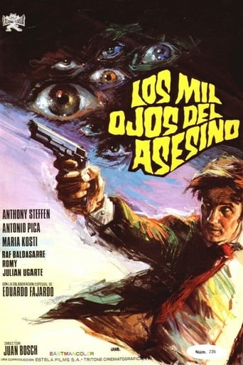 Poster of Los mil ojos del asesino