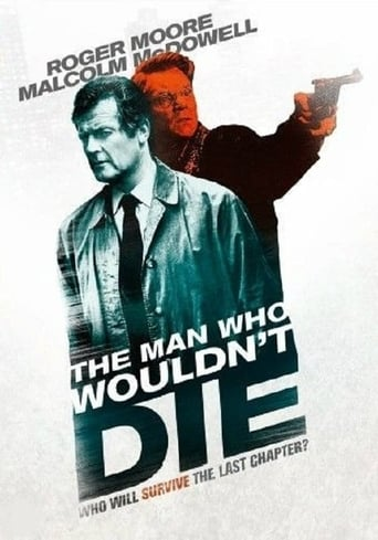 Poster of The Man Who Wouldn't Die