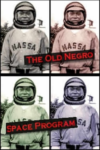 Poster of The Old Negro Space Program