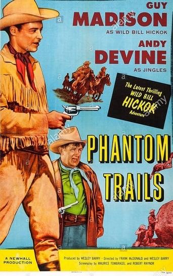 Poster of Phantom Trails