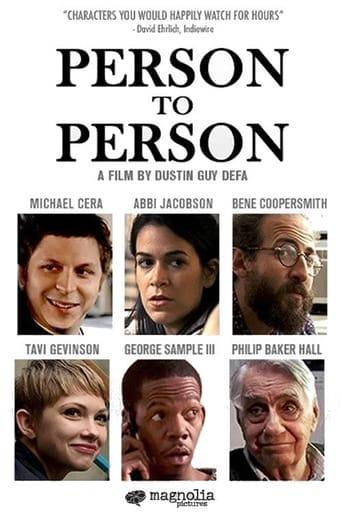 Person to Person (2017) HD 720p