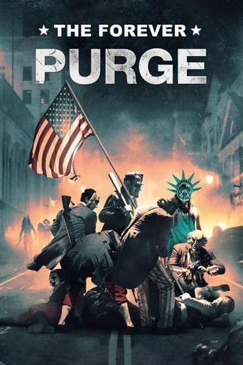 The Forever Purge (2020)