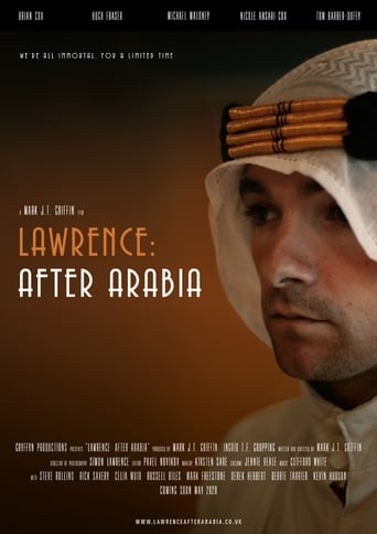 Watch Lawrence After Arabia Free Online Solarmovies