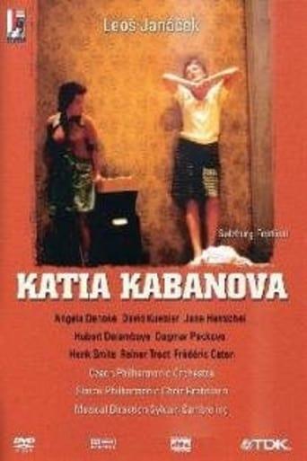 Poster of Katia Kabanova