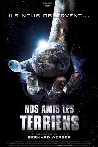Poster of Nos amis les Terriens