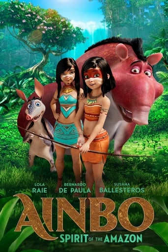 Download Ainbo: Spirit of the Amazon Movie