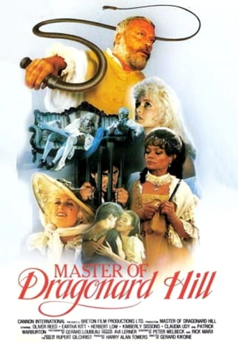 Poster of Master of Dragonard Hill