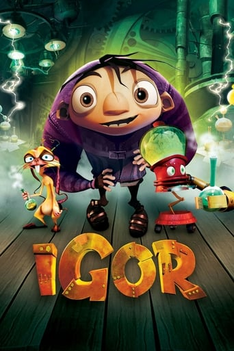 voir film Igor streaming vf