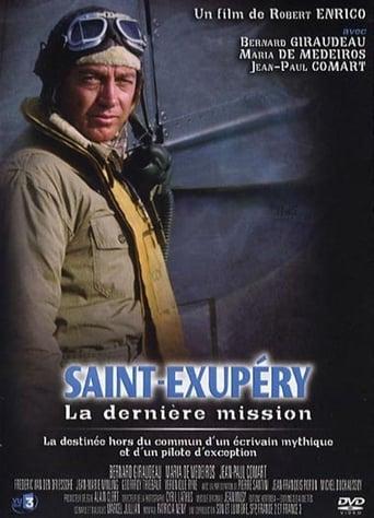 voir film Saint-Exupéry: La dernière mission streaming vf