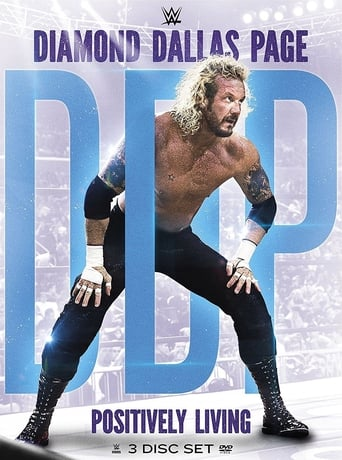 Poster of Diamond Dallas Page: Positively Living