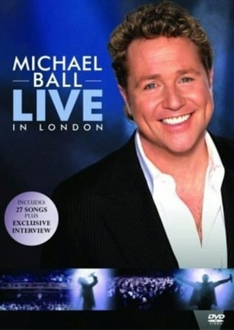 Poster of Michael Ball - Live in London