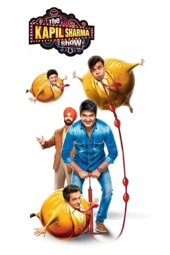 poster of The Kapil Sharma Show
