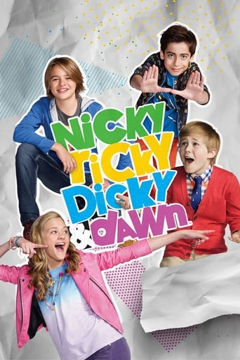 Poster of Nicky, Ricky, Dicky & Dawn