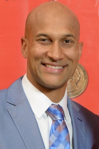Keegan-Michael Key alias Gustafson