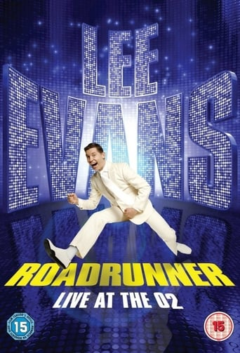 Poster of Lee Evans: Roadrunner