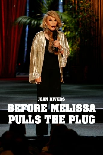 Poster of Joan Rivers: Before Melissa Pulls the Plug