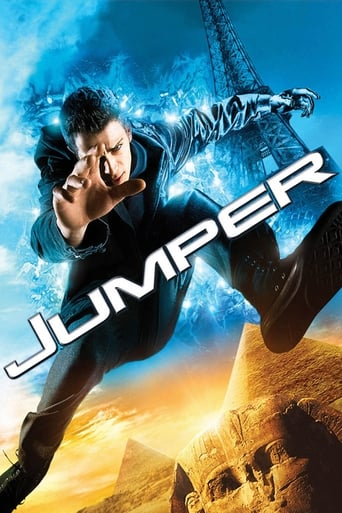 Official movie poster for Jumper (2008)