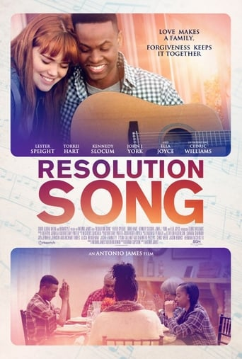 Resolution Song Poster