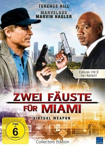 Filmplakat von Zwei Fäuste für Miami - Virtual Weapon