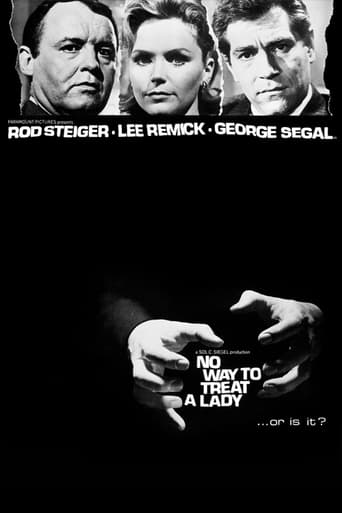 Poster of No Way to Treat a Lady