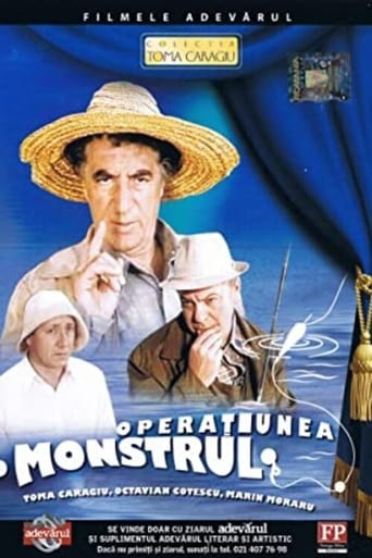 Poster of Operation 'The Monster'