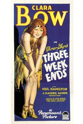 Poster of Three Weekends