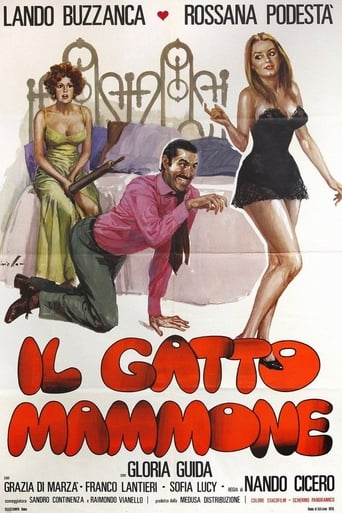 Poster of Il gatto mammone