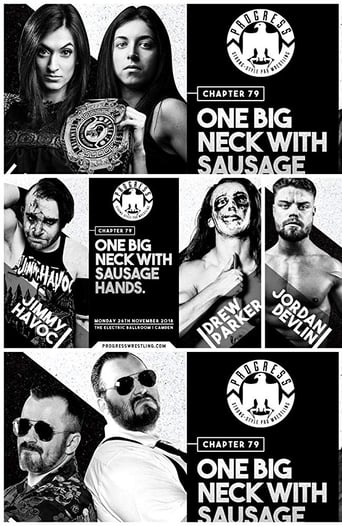 Poster of PROGRESS Chapter 79: One Big Neck With Sausage Hands