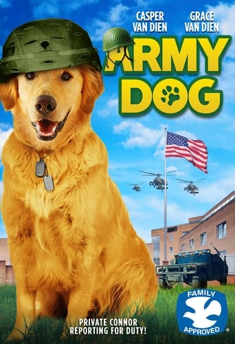 Poster of Army Dog