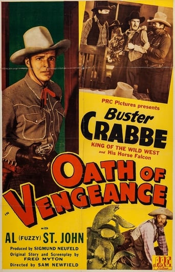 Poster of Oath of Vengeance