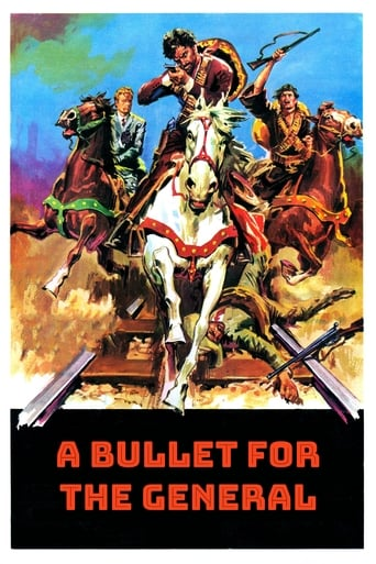 Poster of A Bullet for the General