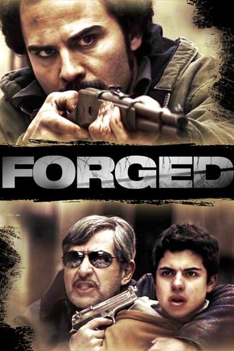 Forged Movie Poster