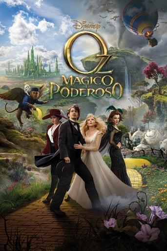 Poster of Oz, Mágico e Poderoso