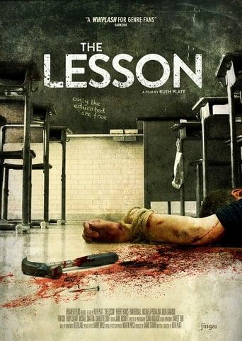 A Lição - Poster