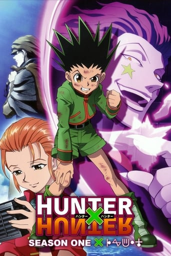 Hunter x Hunter 1ª Temporada - Poster