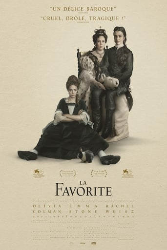 Poster of La favorite