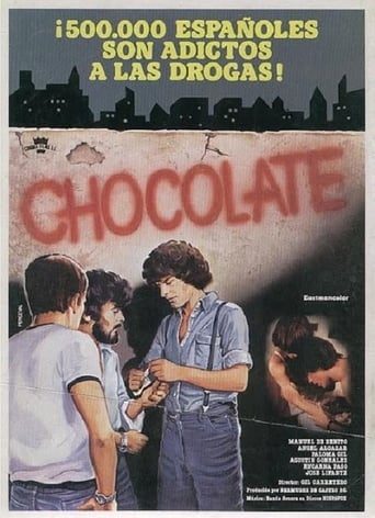 Poster of Chocolate